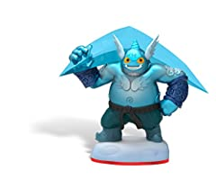 1 Trap Master Toy 1 Trading Card 1 QR Code and Sticker This Skylanders Trap Team figure requires the Traptanium Portal (included in the Trap Team Starter Pack) to be used in-game.
