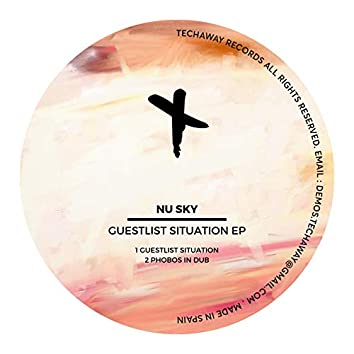 Guestlist Situation EP