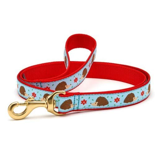 Up Country Hed-L-W Hedgehog Lead Wide (Larghezza 1) Guinzaglio per Cane