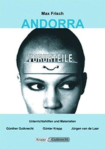 Max Frisch, Andorra: Unterrichtshilfen und Materialien, Kopiervorlagen