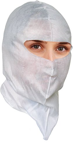 Soft-Stretch Hairnet, Hygienic Headcover for Cleanroom, Food Processing or Healthcare Workers. $0.65 Ea, 20 Per Pack