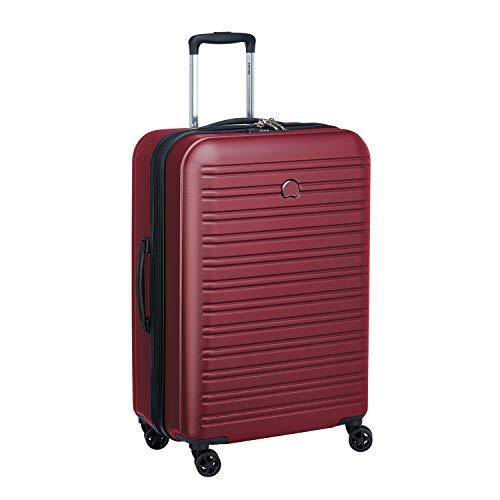 DELSEY Paris Maleta, Rojo (Rojo) - 00205882004