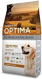 Cotecnica Optima Grain Free Chicken Alimento para Perros - 14000 gr