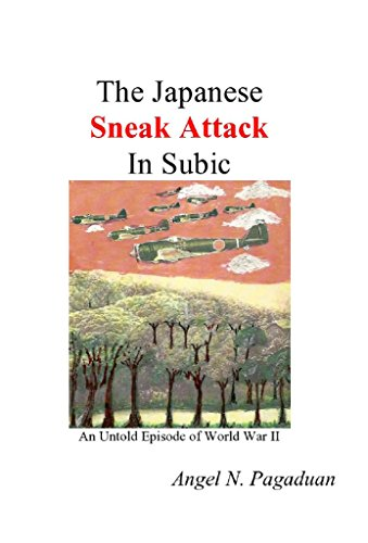 The Japanese Sneak Attack in Subic: (An Untold Episode of World War II) (English Edition)