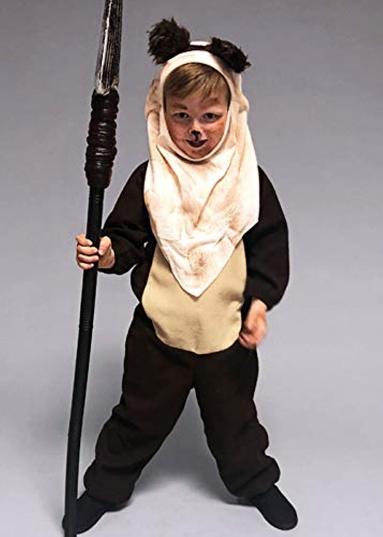 artículos de promoción Magic Box Disfraz de Ewok Ewok Ewok del tamaño de los Niños Medium (6-8yrs)  alta calidad