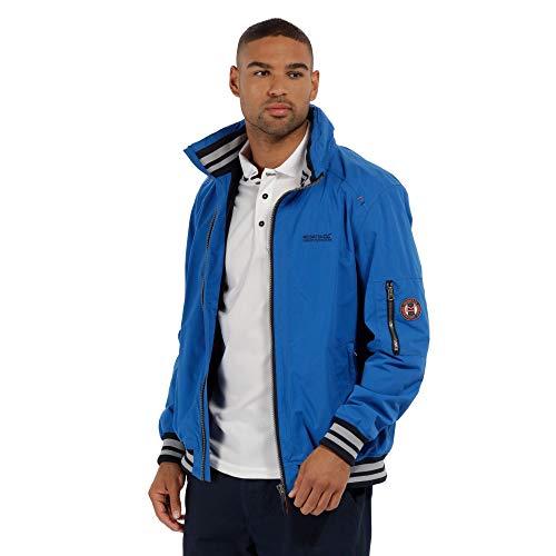 Regatta pour Homme Marvyn étanche Shell pour Homme XL Bleu Oxford