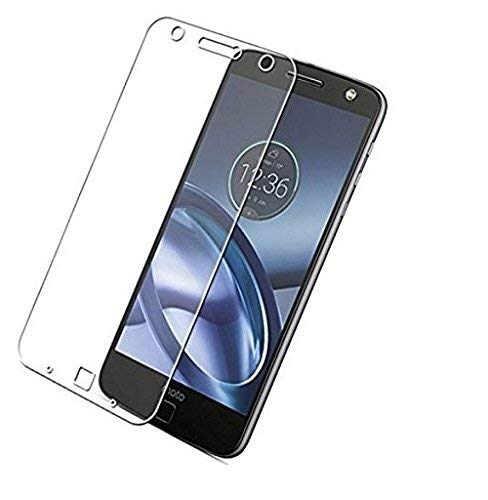 Sovereign Clear Tempered Glass for Motorola Moto Z Feature Packed TOP Notch Quality Screen Guard