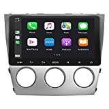ATOTO F7 Double Din Car Stereo Compatible with Toyota Camry 2007 2008 2009 2010 2011 with Manual A/C, in-Dash Navigation, CarPlay & Android Auto, BT, Mirror Link, F7TYCM02X11SE [Vehicle Specific]