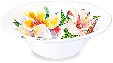 Michel Design Works Melamine Serving Bowl, Paradise, Large