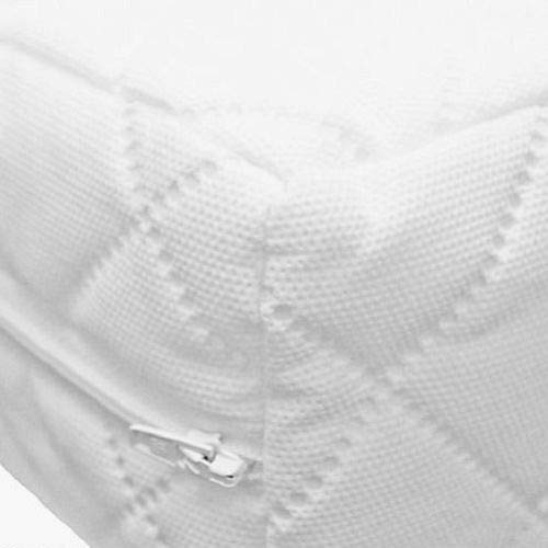 Super Soft Cot Bed Mattress Extra Thick and Cushy - Made in UK (160cm x 80cm x 13cm)