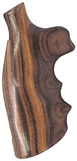 Hogue 10300 S&W K or L Frame Square Butt Grips, PAU Ferro