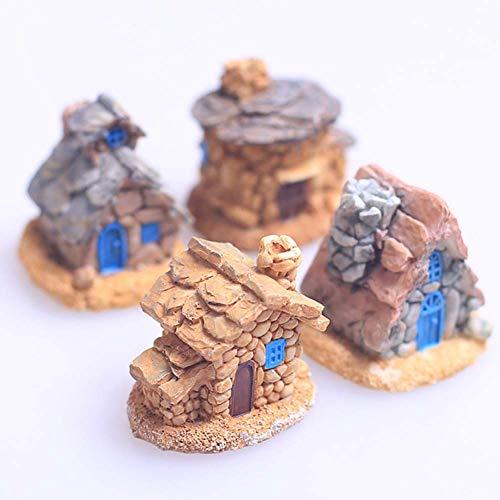 Outflower Miniature - Mini Maceta de decoración para jardín de Hadas, decoración de Paisaje,...