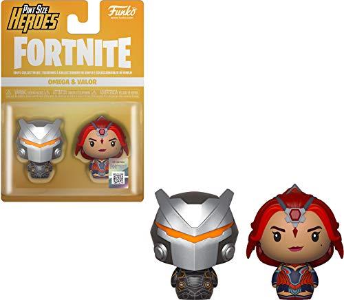 Pint Size Heroes: Fortnite: Omega & Valor