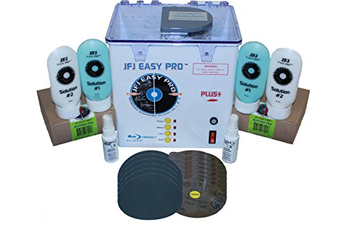JFJ Easy Pro Universal CD/DVD Blu-Ray Repair Machine 110V with