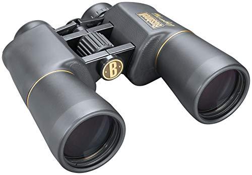 Bushnell 120150 Binoculares Porro Prism, WP, FP, Box, Black, 10 x 50 mm