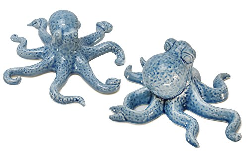 Figur Xenos, 2 sort., Tintenfisch, H 8 cm,