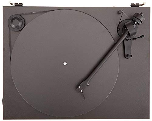 Platine vinyle Pro-Ject Essential II Phono USB Référence OM10 FR - Noir mat