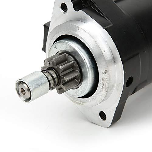 Eosnow Motor de Arranque, Motor de Arranque para Yamaha Características estables Rendimiento Profesional Robusto y Duradero para Arrancador Yamaha 115-250HP 9T