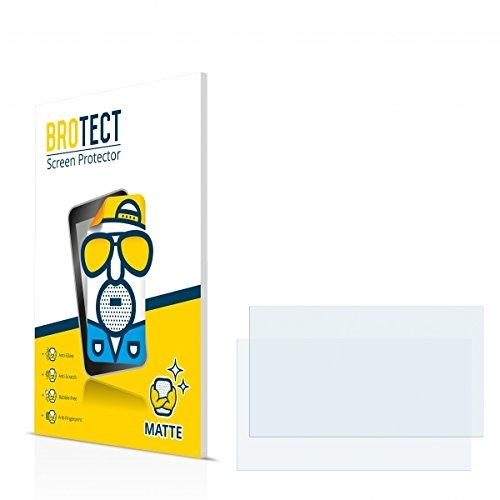 2X BROTECT Matt Displayschutz Schutzfolie für Point of View Twist 11601 (matt - entspiegelt, Kratzfest, schmutzabweisend)