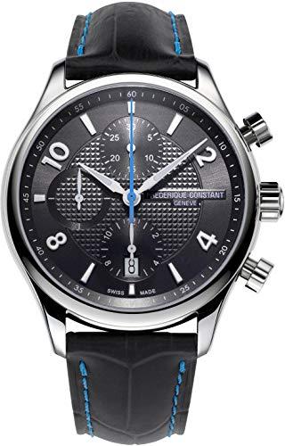 Frederique Constant Geneve RUNABOUT - Chronograph FC-392RMG5B6 Cronografo automatico uomo Swiss Made