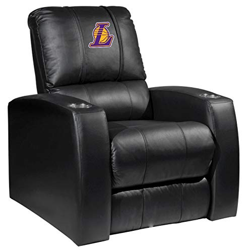 Los Angeles Lakers NBA Relax Recliner Secondary with Logo Panel