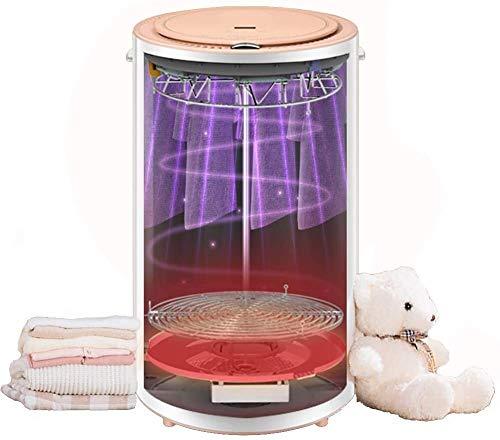 Secador de alta capacidad de alta capacidad con desinfección UV y función de pasteurización 3D Circulación de aire caliente Mediano Secador de temperatura de la temperatura Secadores de ropa, secado r