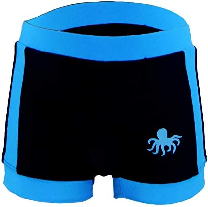 YIXING Summer Baby Boys Cute Cartoon Swimwears Children Boy's Trunks Babies Boy Swimming Shorts Kids Clothing (Color : A, Size : 5T and 6T)
