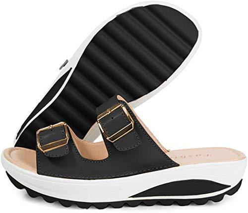 zalando sandały damskie na słupku
