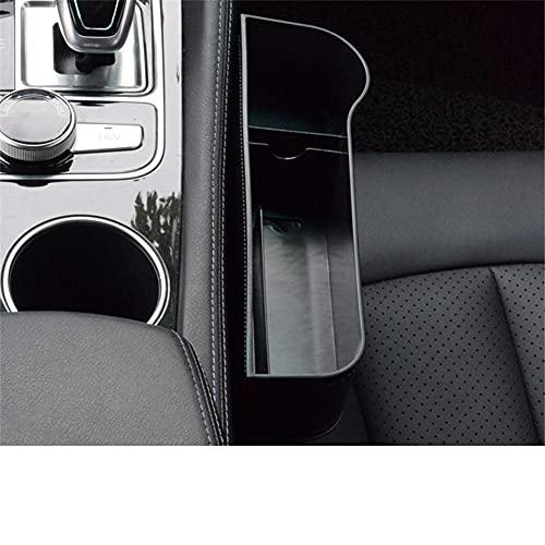 HJPOQZ Caja de Almacenamiento de Espacio para Asiento de Coche, para BMW E46 E90 E39 F10 F20 F31 E60 E36 E34 E70 E53 M3 M5 M6 X1 X3 X5 Accesorio de huelguistas de Rendimiento