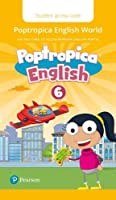 Poptropica English American Edition 6 Student PEP Access Card