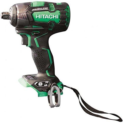 Hitachi 93257246A - Atonillador impacto 18 v brushless 280 nw sin cargador ni batería wr18dbdl2w4