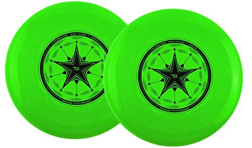 Pack de 2 Activ Life Discos Voladores Best Kid 80/% M/ás Livianos Que los Discos Voladores Est/ándar Vuelan Recto y No Lastiman