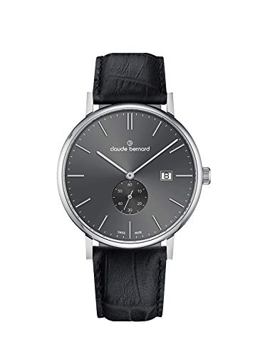 Claude Bernard Slim Line Small Second 65004 3 GING