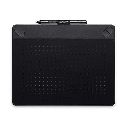 XIAOKUKU Grafici dell illustrazione Tablet, 216 * 135mm USB Digital Drawing Tablet con Multi-Touch Connection Compatibile con Vari Software Design