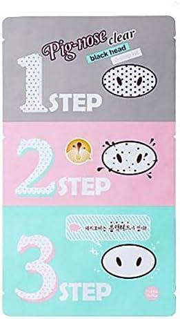Holika Holika Pig Nose Clear Black Head 3 Step Kit 3 Set product image