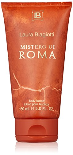 Laura Biagiotti Mistero Di Roma 150ml Körperlotion für Sie, 1er Pack (1 x 150 ml)
