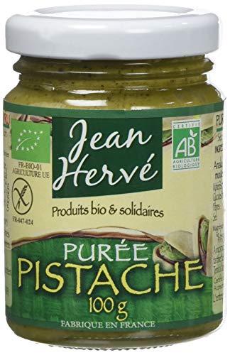 Jean Hervé Bio Purée de Pistache 100 g