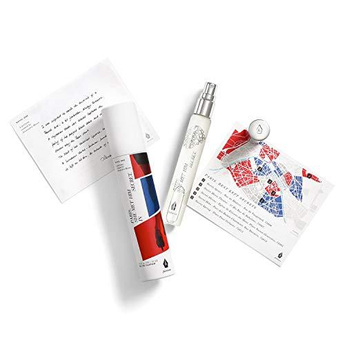 Fictions Mini Perfume Spray - Paris. She Met Him In Secret - By Alexandra