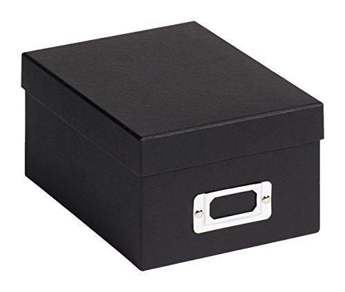 Aufbewahrungsbox Fun, schwarz