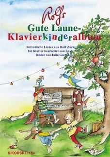 ROLFS GUTE LAUNE KLAVIERKINDERALBUM - arrangiert für Klavier [Noten / Sheetmusic] Komponist: ZUCKOWSKI ROLF