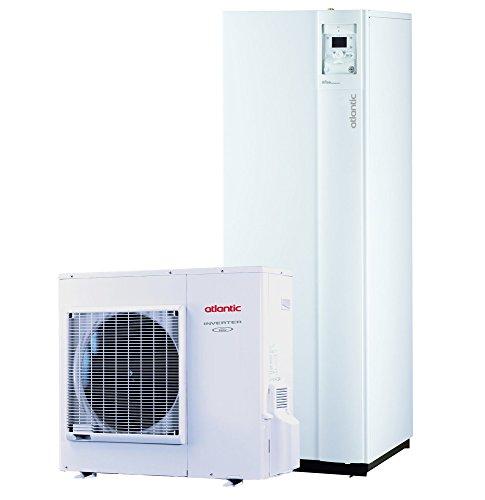 avis pompe à chaleur air/eau professionnel Pompe à chaleur Atlantic Alfea Extensa Duo + 10 Mono 10 kW avec système split indépendant