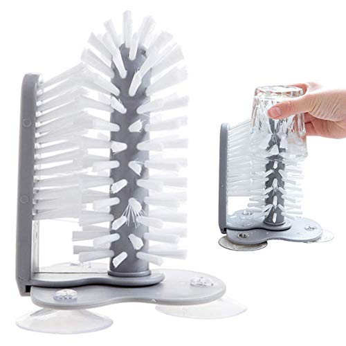 Cepillo de limpieza de cristal,herramienta de limpieza para