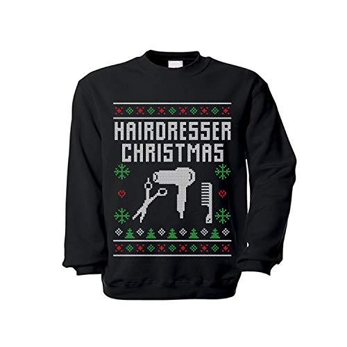 Copytec gebreide trui voor Kerstmis, schaar, kappersschaar #33259