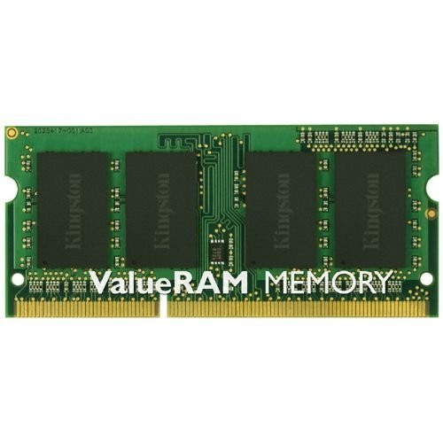 Kingston Technology ValueRAM 1GB DDR3 1333MHz Kit - Memoria (1 GB, DDR3, 1333 MHz, 0-85 °C)
