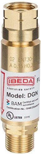 Preisvergleich Produktbild IBEDA 3001-4076 DGN Sicherheitseinrichtung