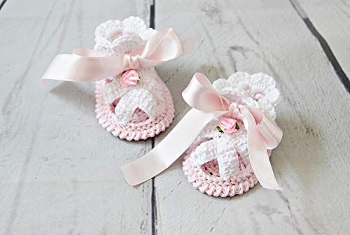 Baby Girl Sandals, Organic Cotton Cute