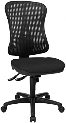Topstar – Silla de Oficina HJH Solution Basic Negro