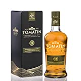 Tomatin Single Malt Whisky 12 Años - 700 ml