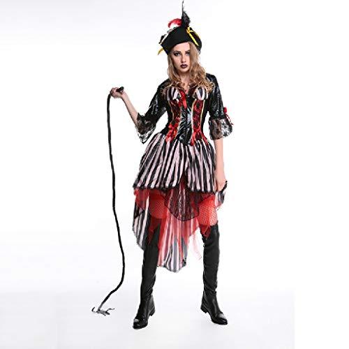 TcooLPE Frauen Rotkäppchen Kostüm Halloween Weihnachtsfeier Rolle Spielen Erwachsene Cosplay Kleid Kostüm for Frauen Rotkäppchen Cosplay Halloween Karneval