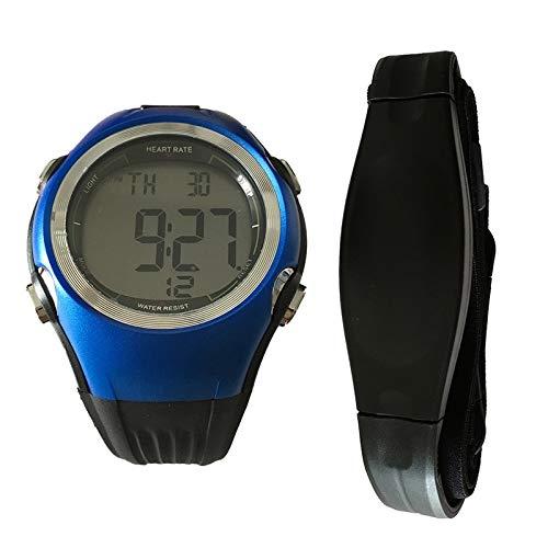 GUILIAN Reloj para deportes Pulse relogio polar monitor de ritmo cardíaco reloj sensor de fitness Running hrm correa de pecho pulsómetro